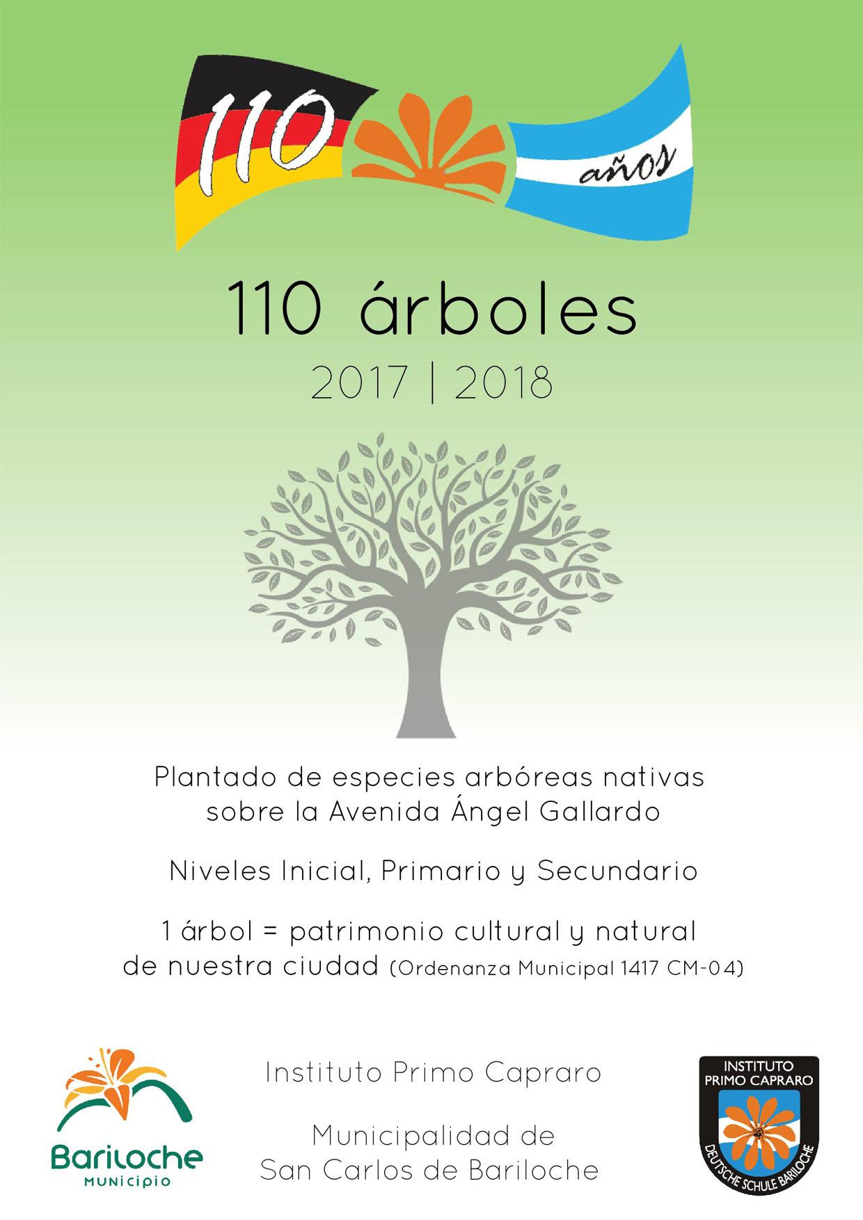 110 ÁRBOLES