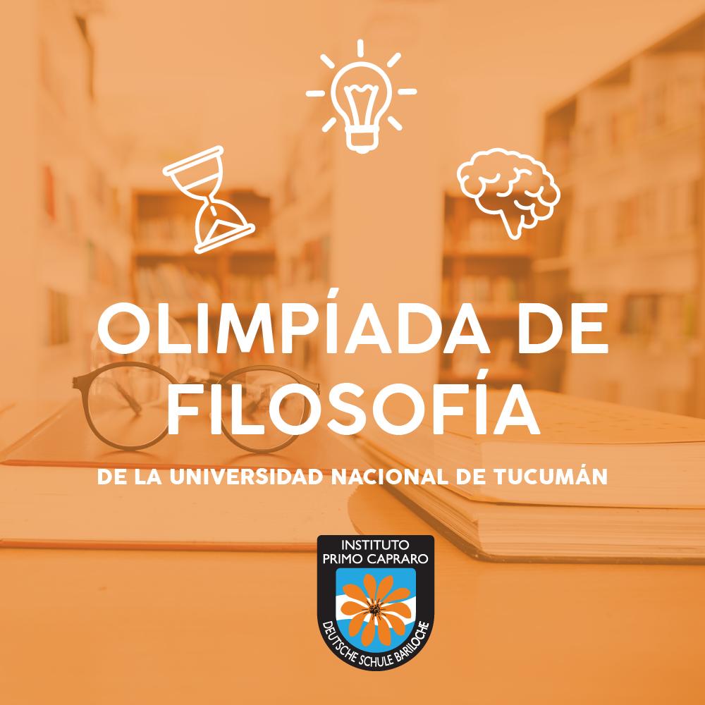 2020 11 olimpiadas de filosofia Capraro Bariloche