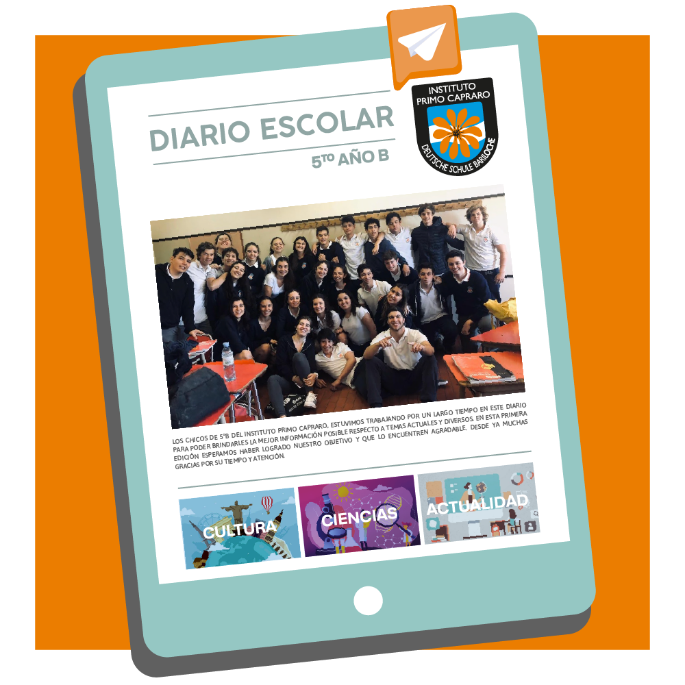 Diario Escolar Capraro Instituto Primo Capraro Bariloche